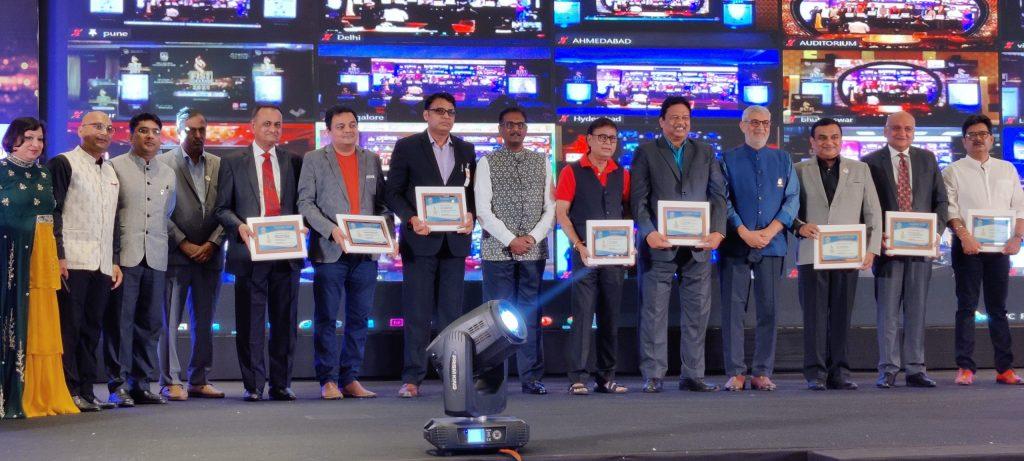 Hikvision India Shines at FSAI Maha Yatra, Wins Product of the Year Award at FIST Awards