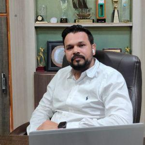 Vikram Singh Dayma, Founder & Managing Director at Microworld Infosol Pvt Ltd