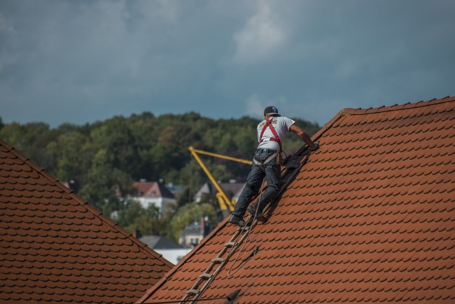 Fixing Roof