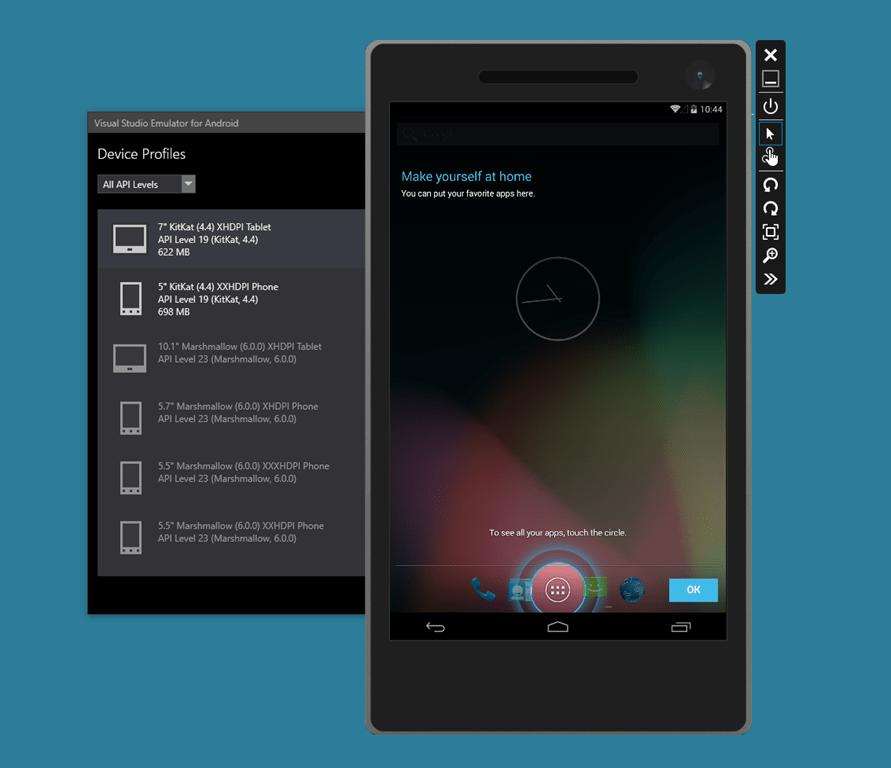 Android Emulator V Hyper Pc