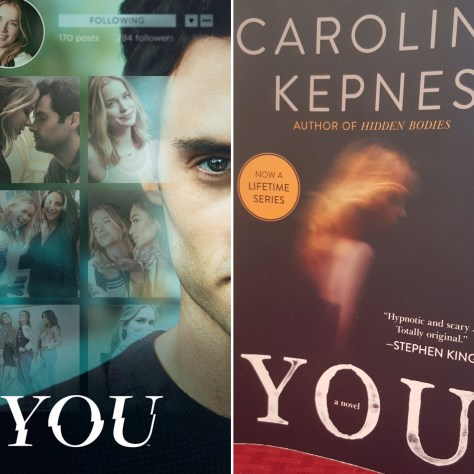 You Book to Screen - Covers