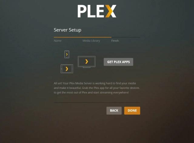 Complete Plex Media Server Set up