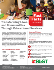 BLaST 2019-2020 Fast Facts