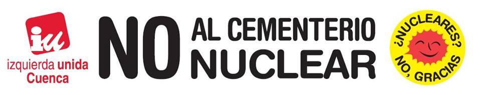 no al cementerio nuclear