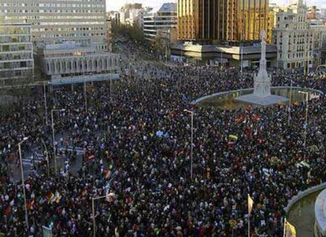 Marchas dignidad 2015