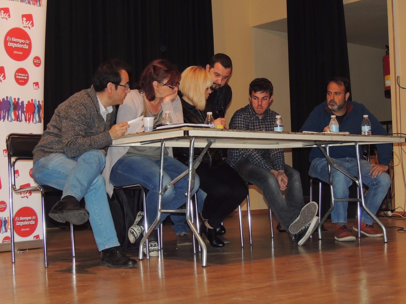 Asamblea IU Toledo