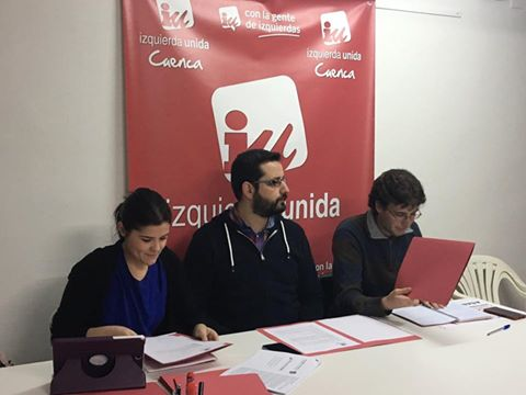 asamblea IU Cuenca