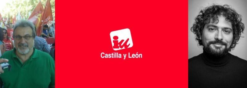Candidatos Izquierda Unida Castilla y León en las primarias del 15/2/2015