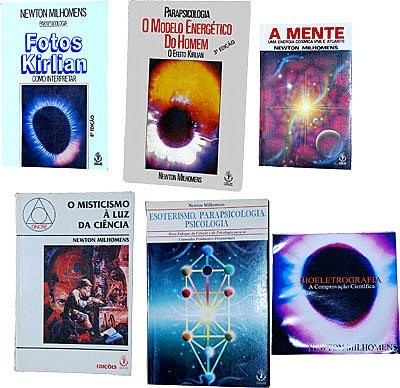 Newton Milhomens books