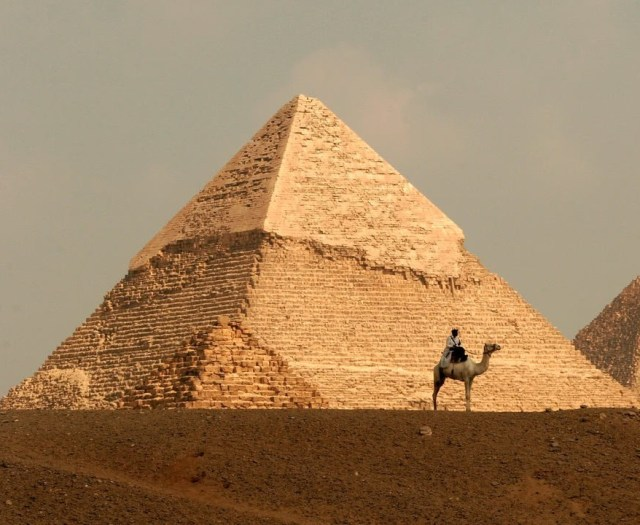 Great Pyramid, Human Aura and the Chakra System