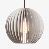Holz Lampen, Pendelleuchten aus Holz IUMI DESIGN