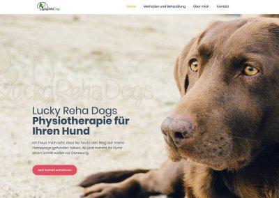 Lucky-Reha-Dogs haben eine neue Website!