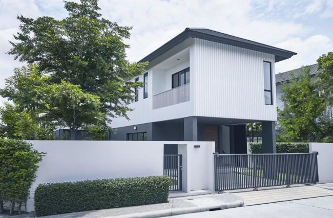 """โนเบิล เกเบิล คันโซ วัชรพล บ้านที่ออกแบบภายใต้คอนเซปท์ """"คิดอย่างเซน อยู่อย่างเซน"""" 47 - house"""