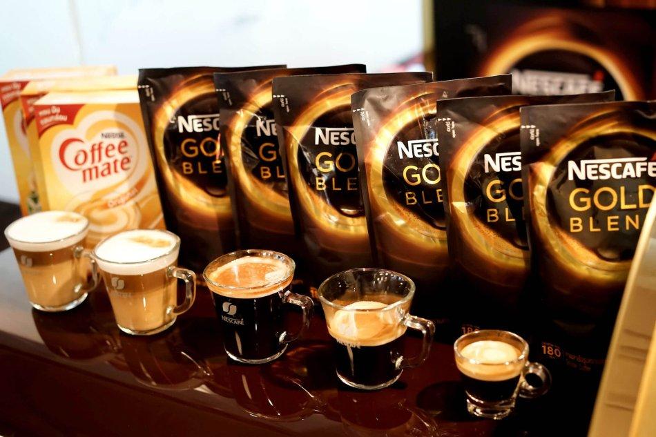 บังเอิญชิม NESCAFÉ GOLD BARISTA แก้วละแค่ 3 บาท เครื่องก็ได้ฟรี ใครมีออฟฟิศคุ้มมาก จัดเลย 31 - Coffee