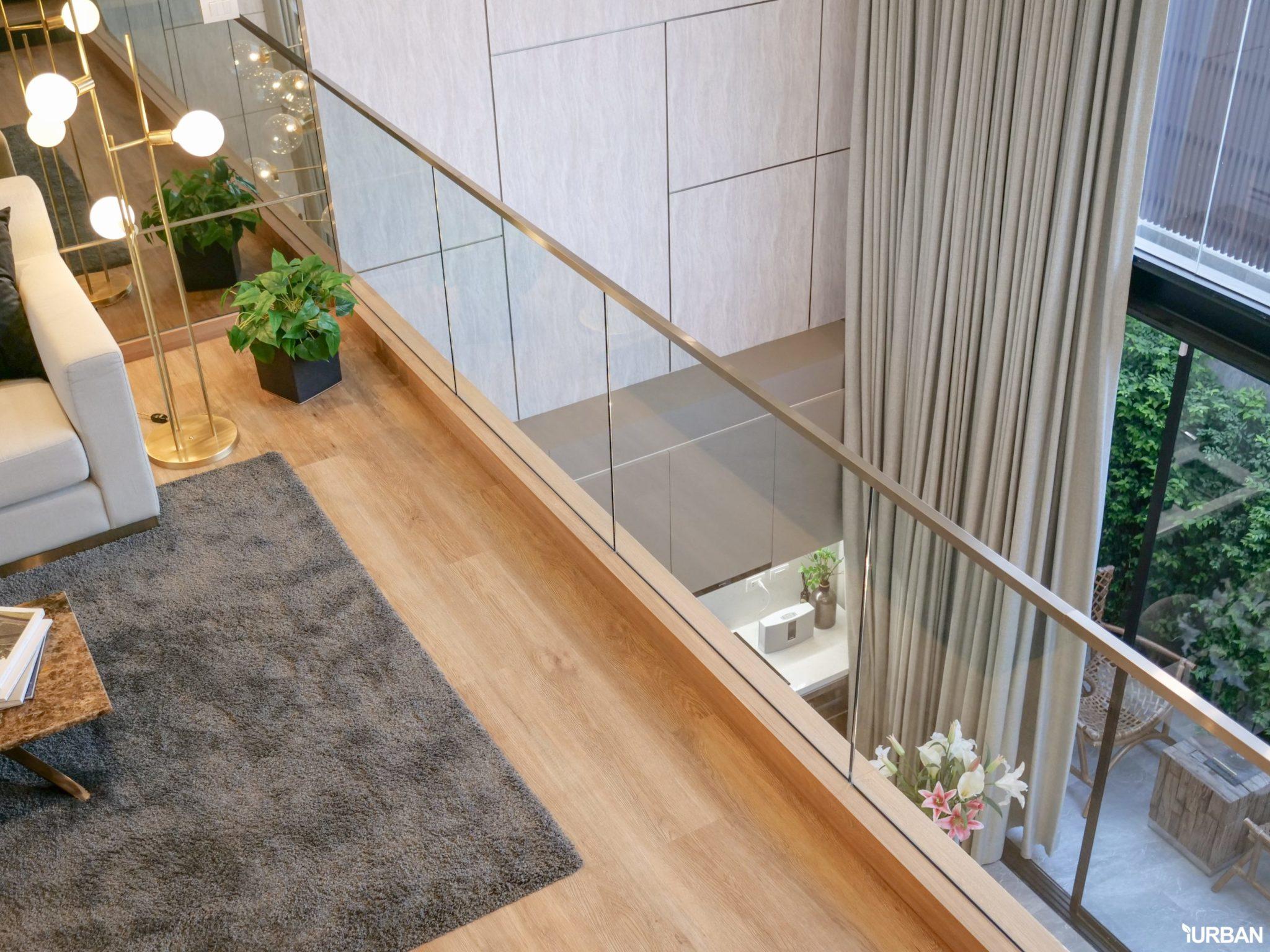 AIRES RAMA9 รีวิว Luxury Townhome 3.5 ชั้น + Rooftop ออกแบบสวย ย่านพระราม9 (ใกล้ รพ.สมิติเวช) 44 - AIRES