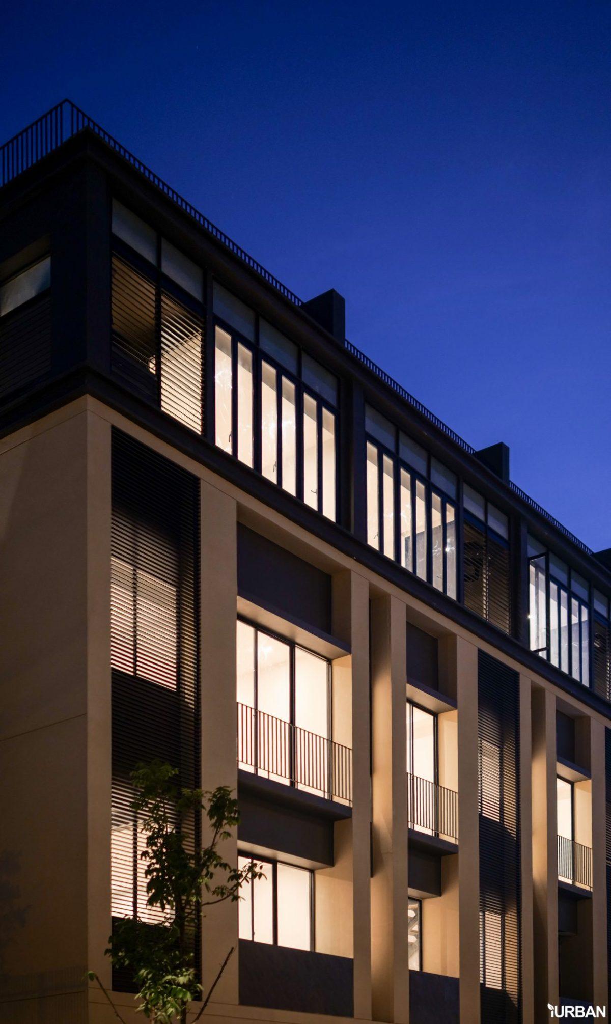 AIRES RAMA9 รีวิว Luxury Townhome 3.5 ชั้น + Rooftop ออกแบบสวย ย่านพระราม9 (ใกล้ รพ.สมิติเวช) 20 - AIRES