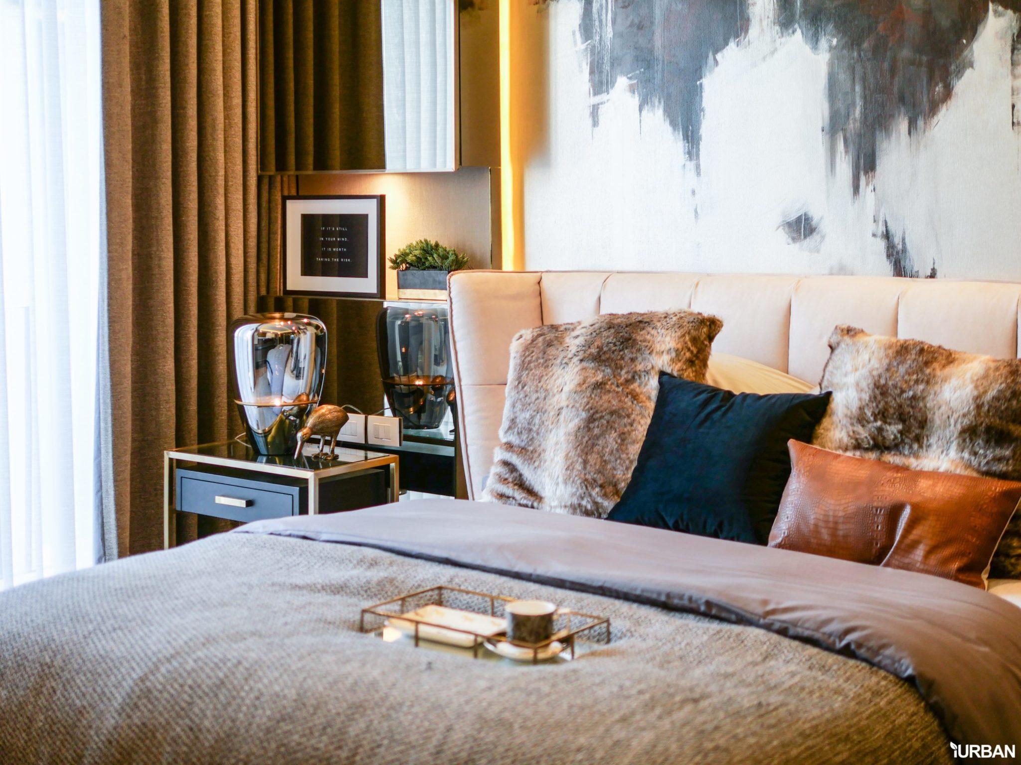 AIRES RAMA9 รีวิว Luxury Townhome 3.5 ชั้น + Rooftop ออกแบบสวย ย่านพระราม9 (ใกล้ รพ.สมิติเวช) 50 - AIRES