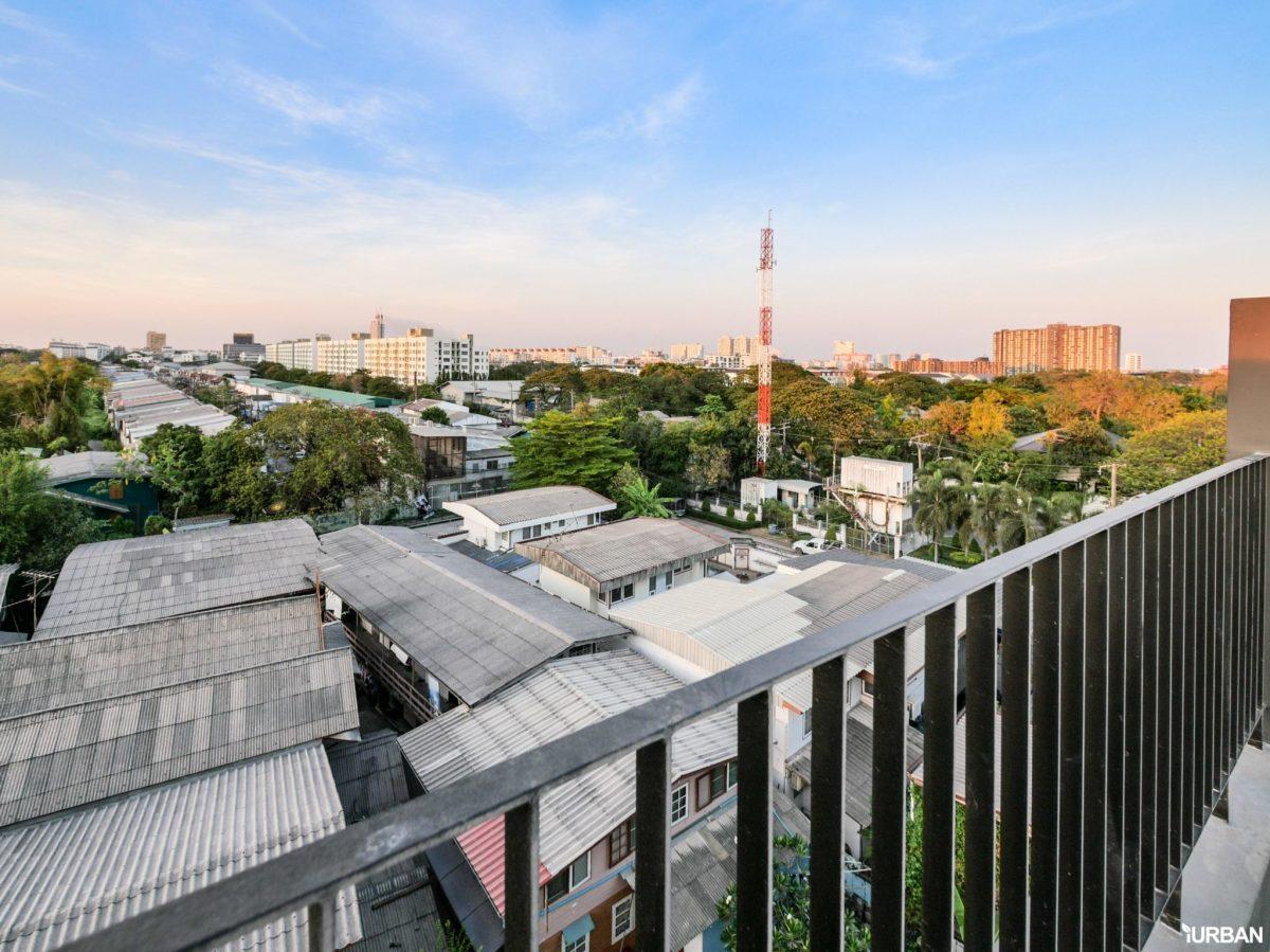 AIRES RAMA9 รีวิว Luxury Townhome 3.5 ชั้น + Rooftop ออกแบบสวย ย่านพระราม9 (ใกล้ รพ.สมิติเวช) 88 - AIRES
