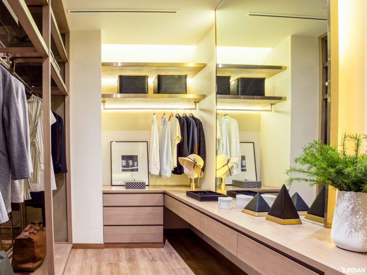 AIRES RAMA9 รีวิว Luxury Townhome 3.5 ชั้น + Rooftop ออกแบบสวย ย่านพระราม9 (ใกล้ รพ.สมิติเวช) 54 - AIRES