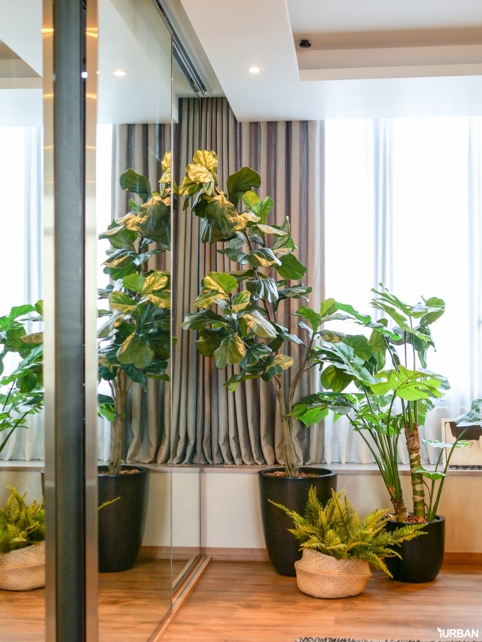 AIRES RAMA9 รีวิว Luxury Townhome 3.5 ชั้น + Rooftop ออกแบบสวย ย่านพระราม9 (ใกล้ รพ.สมิติเวช) 73 - AIRES