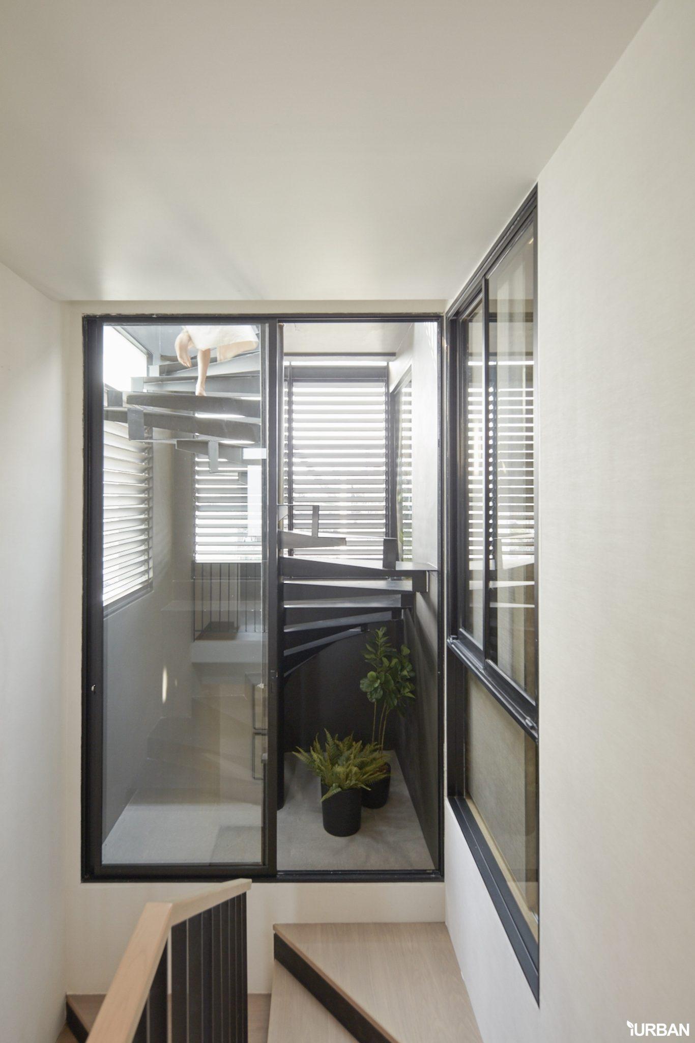 AIRES RAMA9 รีวิว Luxury Townhome 3.5 ชั้น + Rooftop ออกแบบสวย ย่านพระราม9 (ใกล้ รพ.สมิติเวช) 82 - AIRES