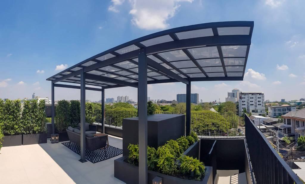 AIRES RAMA9 รีวิว Luxury Townhome 3.5 ชั้น + Rooftop ออกแบบสวย ย่านพระราม9 (ใกล้ รพ.สมิติเวช) 83 - AIRES