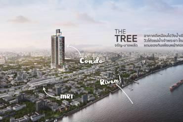 The Tree จรัญ-บางพลัด คอนโดมีระบบอากาศดี ติดรถไฟฟ้าแต่ได้วิวสวยโค้งแม่น้ำเจ้าพระยา 28 - คอนโด