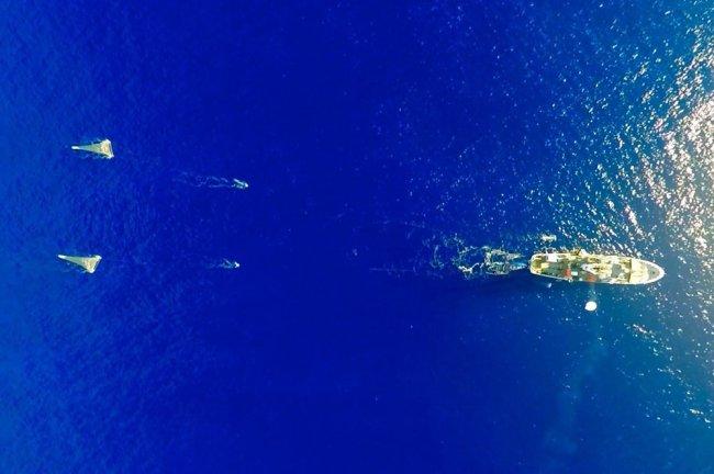 Ocea 86ab32348f 650x432 ทำความสะอาดครั้งใหญ่ที่สุดของโลก ล้างมหาสมุทร โดยฝีมือเด็กอายุ 19 ปีกับ Ocean Cleanup Project