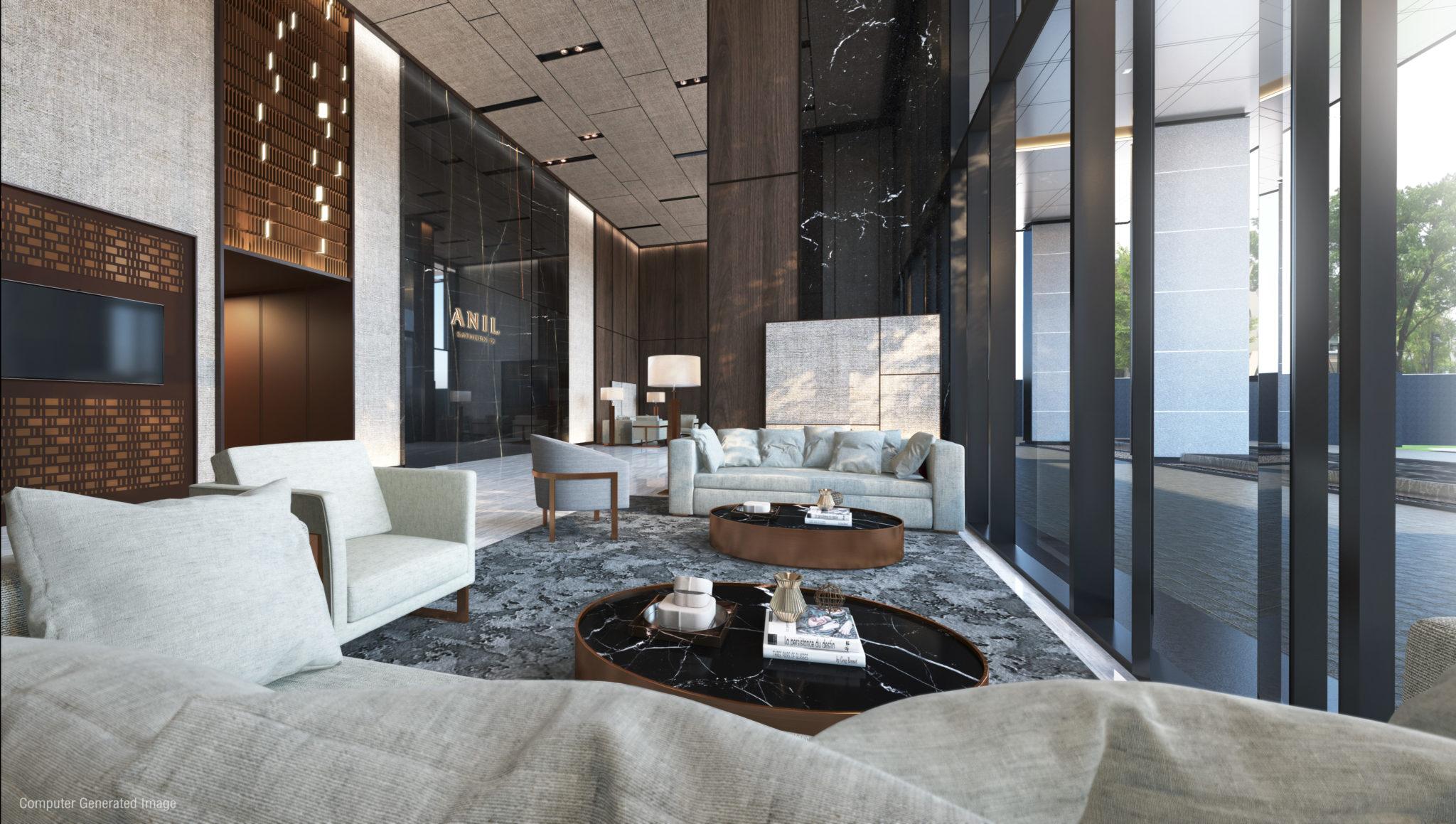 ANIL Sathorn 12 คอนโดสาทรสุดหรูที่ยกระดับคุณภาพชีวิตของผู้พักอาศัย ด้วยมาตรฐาน WELL Building Standard 25 - GRAND UNITY