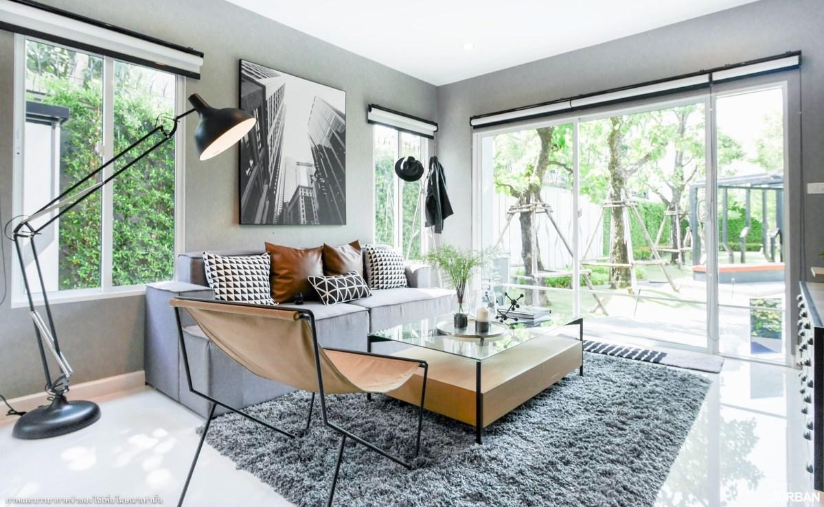 The Plant เทพารักษ์-บางนา ชมบ้านตัวอย่างและรีวิวโครงการ บ้านเดี่ยวดีไซน์สวย ทำเลดีใกล้ห้างและตลาด เริ่ม 3.8 ล้าน 59 - Megabangna (เมกาบางนา)