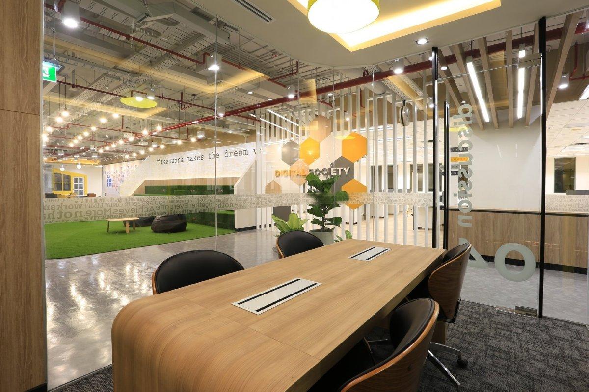 """ออฟฟิศแนวคิดใหม่ สุดฮิปของชาวกรุงศรีฯ ในสไตล์ """"Co-Working Space ที่ให้งาน Finish แบบไม่ติดสตั้นท์"""" 8 - Bank"""