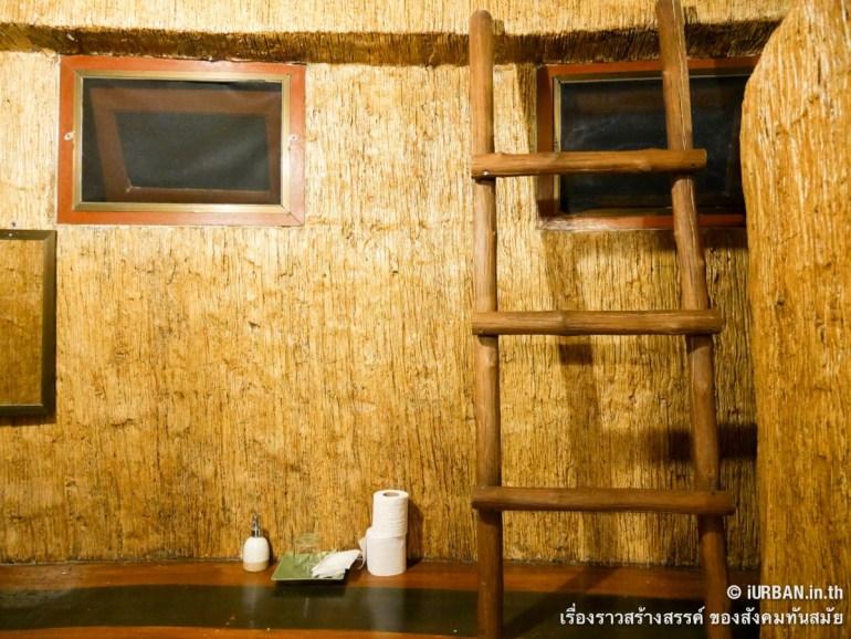 ชีวิตในโพรงไม้ ติดเขา บ้านขอนไม้ @Theerama Cottage สวนผึ้งรีสอร์ท 36 - 100 Share+
