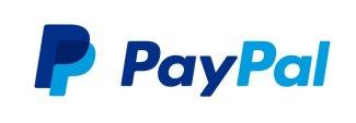 โลโก้ Paypal ผู้ให้บริการรับชำระเงินผ่านบัตรที่ปลอดภัยสูงที่นิยมใช้ที่สุดในโลก