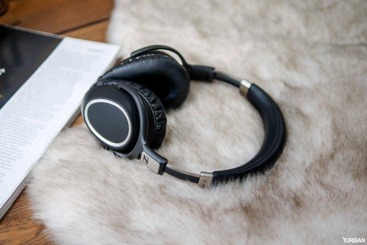 sennheiser18 รีวิว Sennheiser PXC 550 Wireless หูฟังอัจฉริยะระดับเฟิร์สคลาส คู่ใจสำหรับนักเดินทาง