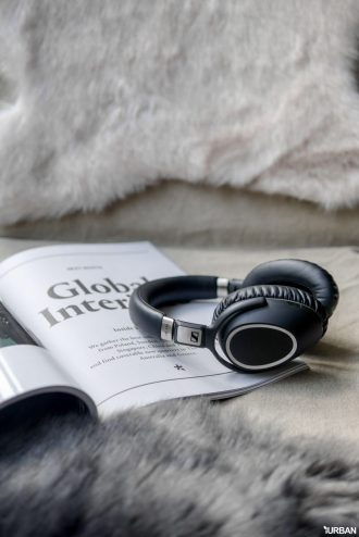 sennheiser3 รีวิว Sennheiser PXC 550 Wireless หูฟังอัจฉริยะระดับเฟิร์สคลาส คู่ใจสำหรับนักเดินทาง