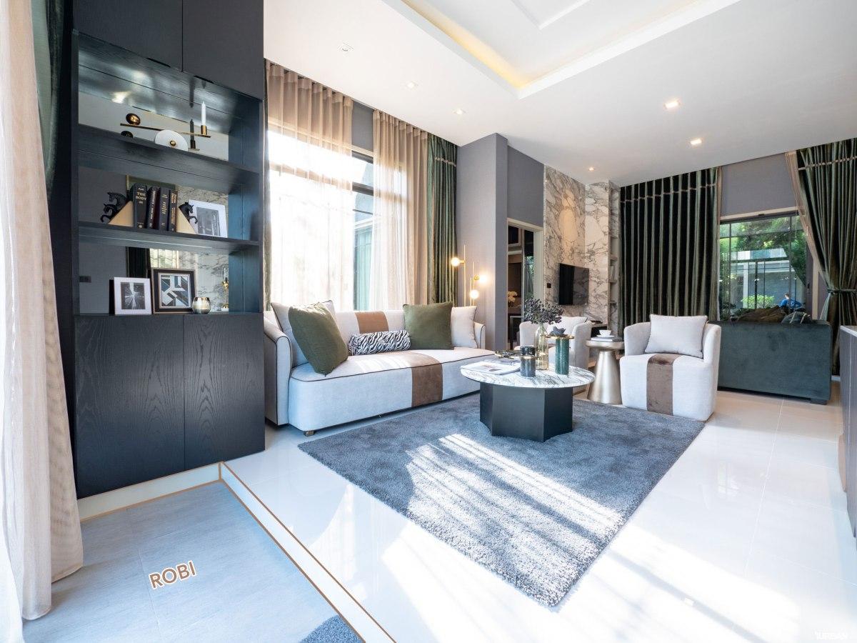 รีวิว บางกอก บูเลอวาร์ด รามอินทรา-เสรีไทย 2 <br>บ้านเดี่ยวสไตล์ Luxury Nordic เพียง 77 ครอบครัว</br> 134 - Boulevard