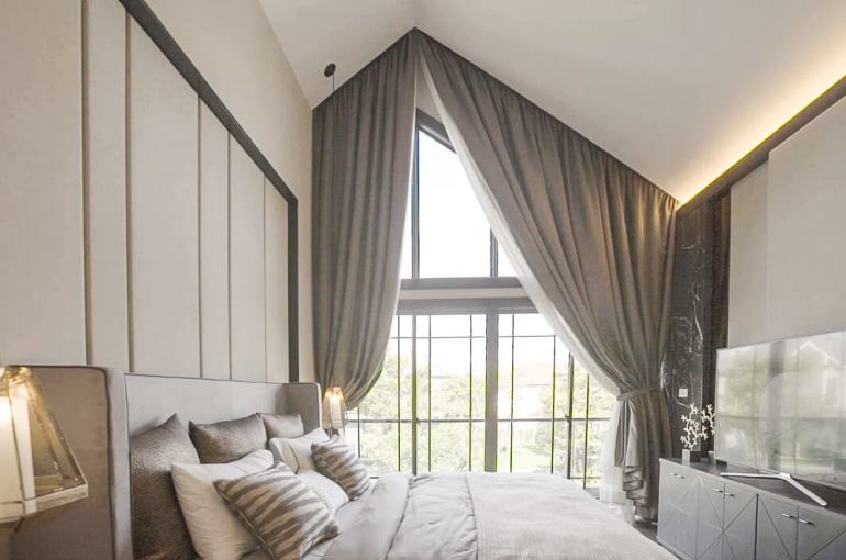 Staycation Homes#2 บ้านเพื่อการพักผ่อน จากเมืองท่องเที่ยวทั่วโลก + ส่องโครงการ บางกอก บูเลอวาร์ด แจ้งวัฒนะ 2 จาก SC ASSET 30 - living