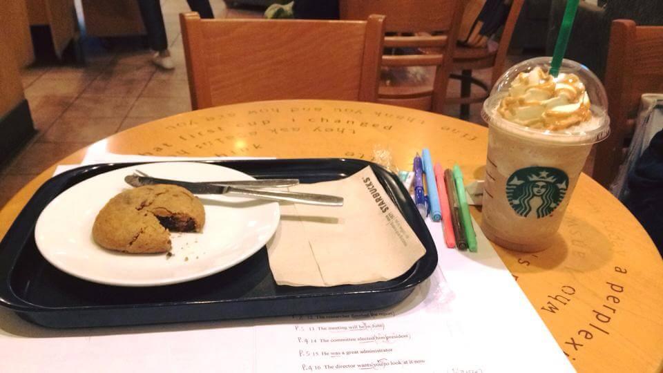 Starbucks เมเจอร์ ปิ่นเกล้า