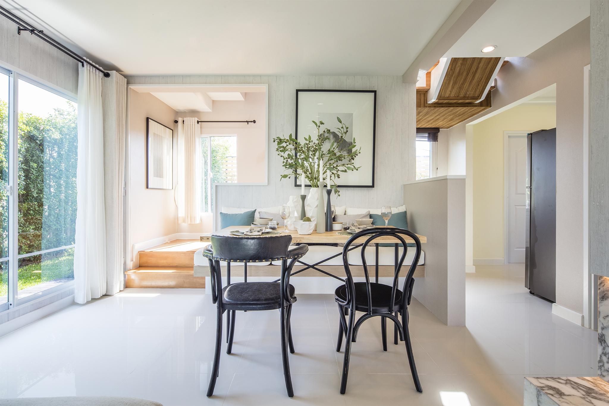 รีวิวบ้าน Passorn Prestige จตุโชติ-วัชรพล บ้านเดี่ยวดีไซน์ Art Nouveau ผสมความ Modern Classic เริ่ม 4.49 ล้าน 19 - house