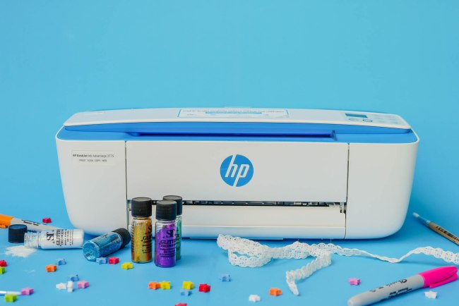 HP3775sandcolor10 750x500 HP Deskjet 3775 รีวิวปริ้นเตอร์ All in One (Print/Scan/Copy) ขนาดเล็กที่สุดในโลก มาพร้อมราคาระดับนักเรียน