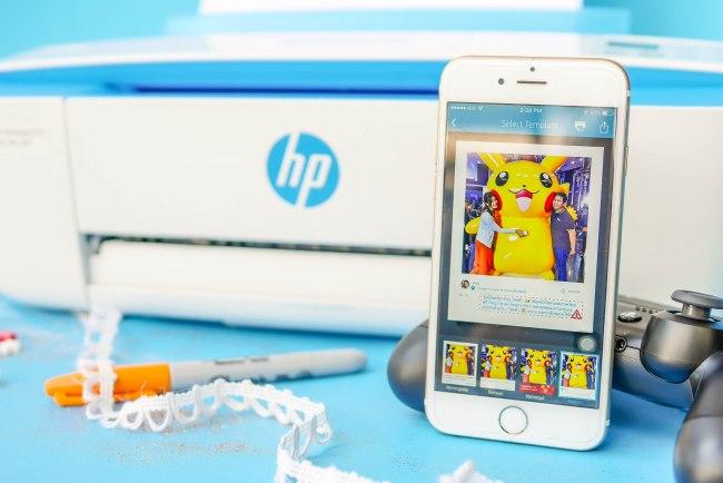 HP3775sandcolor7 750x500 HP Deskjet 3775 รีวิวปริ้นเตอร์ All in One (Print/Scan/Copy) ขนาดเล็กที่สุดในโลก มาพร้อมราคาระดับนักเรียน