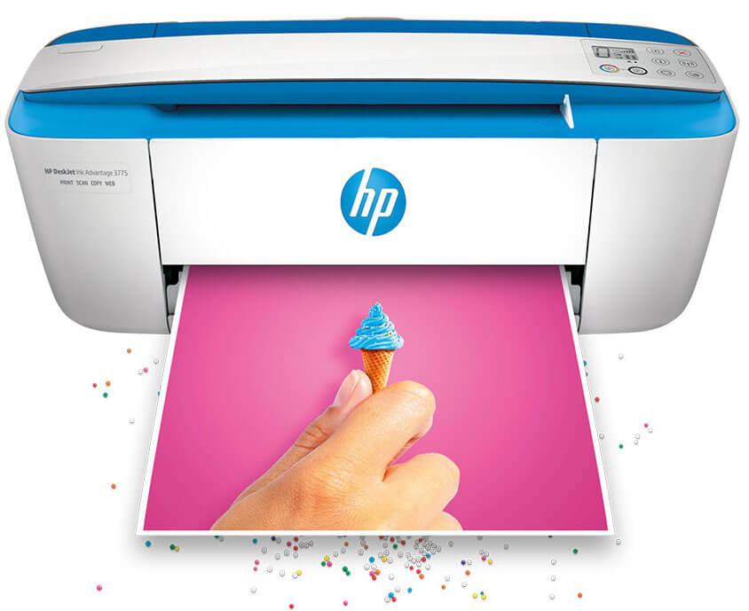 hpdeskjet3775 HP Deskjet 3775 รีวิวปริ้นเตอร์ All in One (Print/Scan/Copy) ขนาดเล็กที่สุดในโลก มาพร้อมราคาระดับนักเรียน