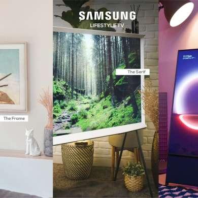 รีวิว 3 ทีวีที่สวยที่สุดเจนเนอเรชั่นนี้ The Frame The Serif และ The Sero 16 - decor