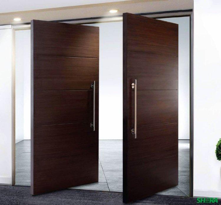 รีโนเวทบ้าน แปลงคอนโดเก่าเป็นสไตล์ Loft และประตูสวยทนด้วยไฟเบอร์ซีเมนต์จาก Shera 40 - fiber cement wood