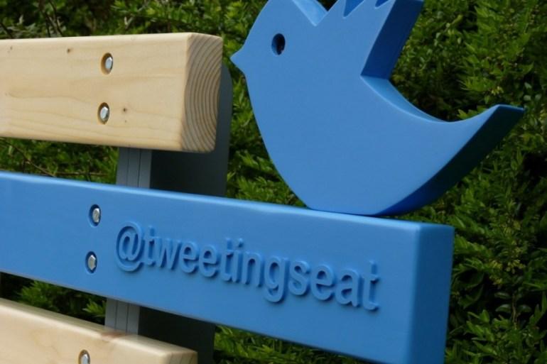 TweetingSeat 20 - twitter
