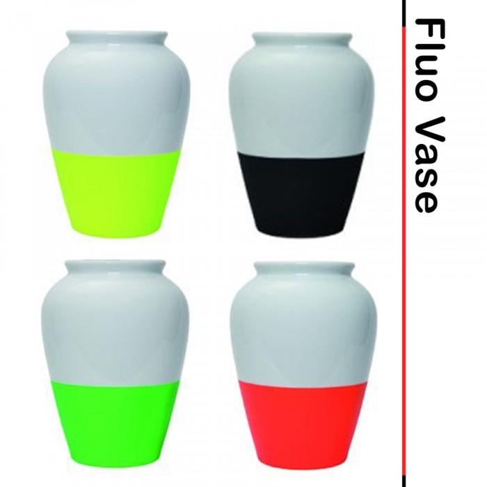 Fluro Vases 13 - hobby