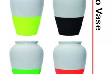 Fluro Vases 12 - INSPIRATION