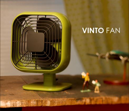 Vinto fan 13 - vintage