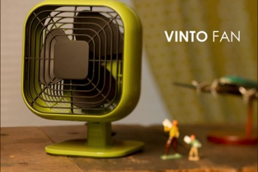 Vinto fan 23 - vintage