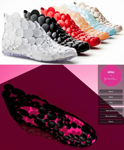%name Gaetano Pesces Shoes